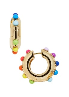 BAUBLEBAR Alaynah Huggie Hoop Earrings