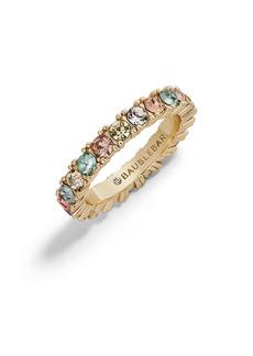 BaubleBar Alette Pavé Crystal Ring