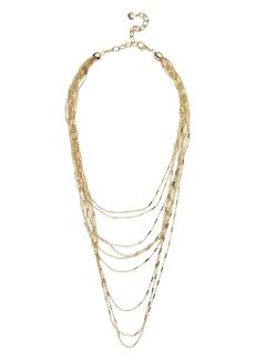 "BAUBLEBAR Alizandra Multi-Row Layered Necklace, 15""-24"""