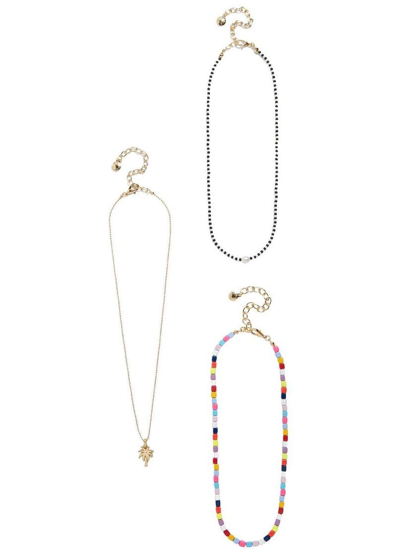BAUBLEBAR Alleria Necklaces
