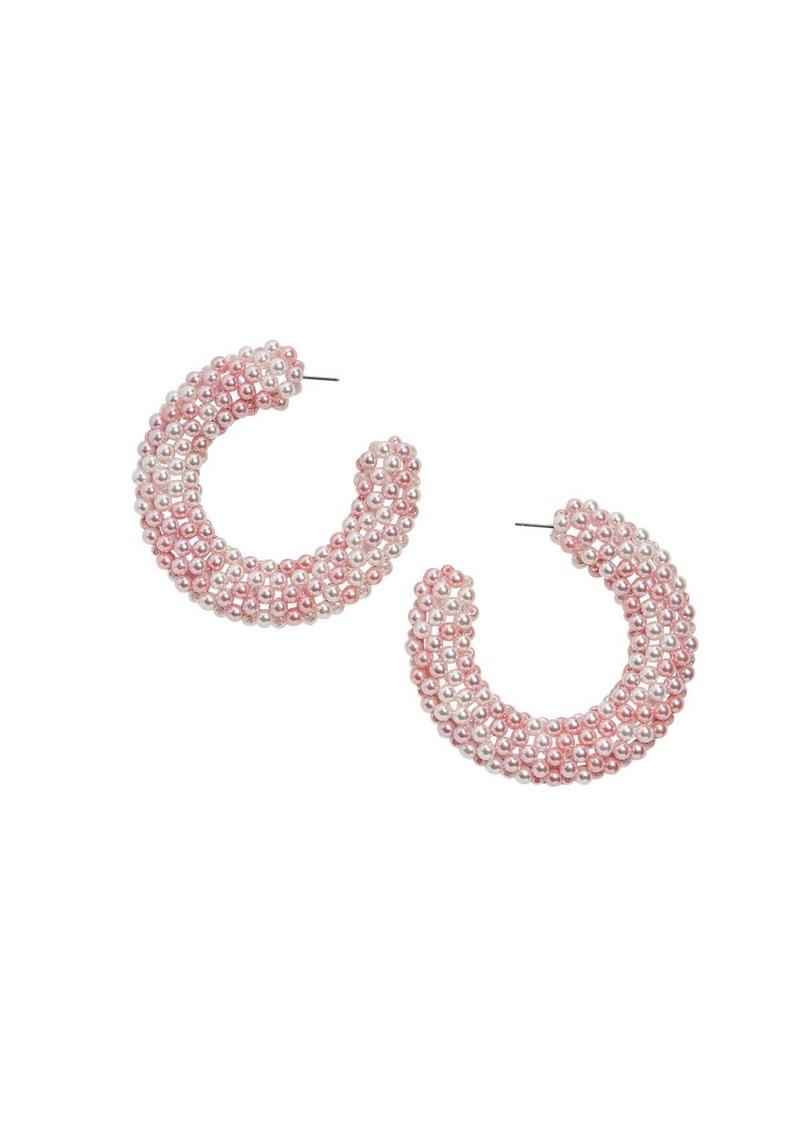 BAUBLEBAR Amazon Hoop Earrings
