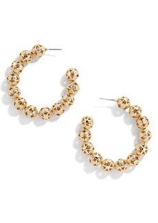 BaubleBar Amora Hoop Earrings