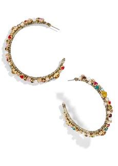 BaubleBar Avie Hoop Earrings