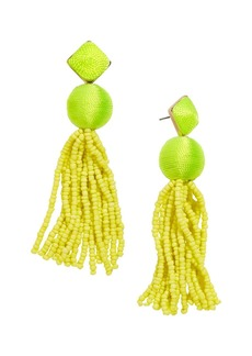 BAUBLEBAR Azura Tassel Earrings