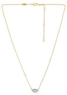 BaubleBar Basirah 18k Gold Vermeil Necklace
