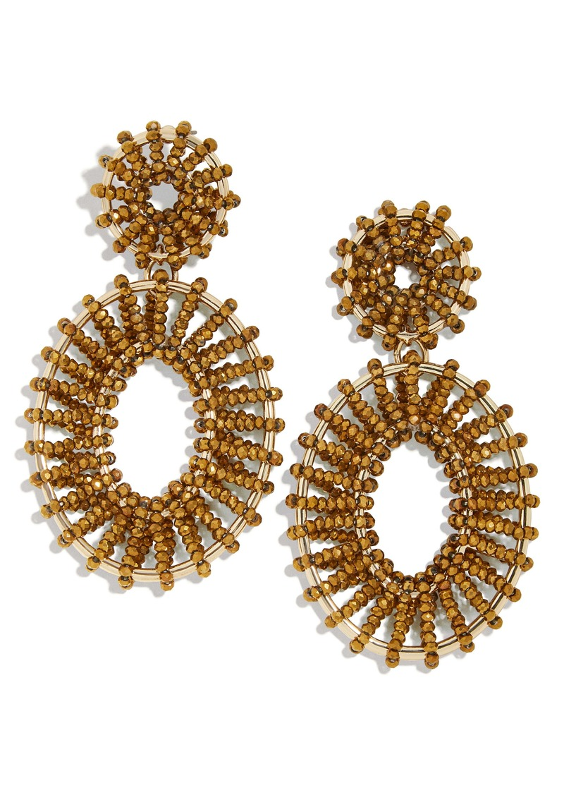 BaubleBar Beaded Kiera Drop Earrings