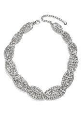 Baublebar Supernova Braided Crystal Collar Necklace