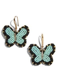 BaubleBar Monarch Drop Earrings