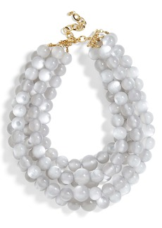 BaubleBar Cassarah Beaded Multistrand Necklace