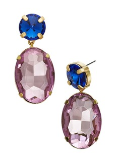 BAUBLEBAR Cassielle Faceted Drop Earrings