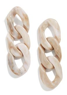 BaubleBar Mirador Link Drop Earrings