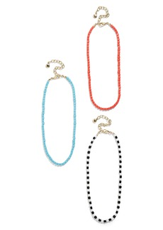 BaubleBar Chani Set of 3 Necklaces