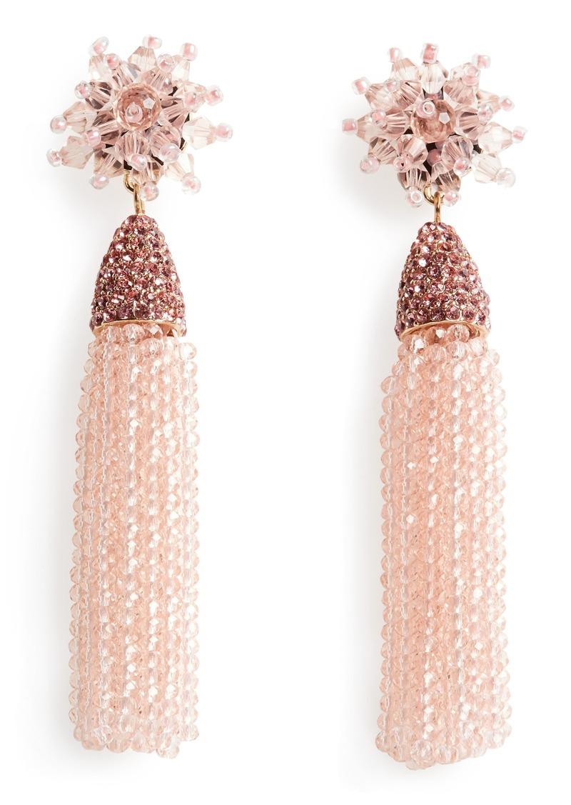 Baublebar Chrysanthemum Drop Earrings