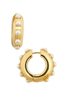 BAUBLEBAR Claire Huggie Hoop Earrings