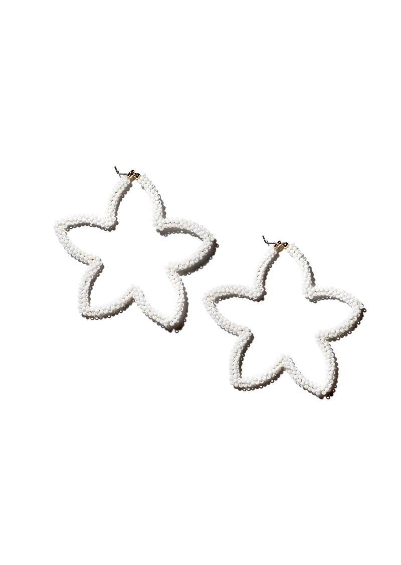 BAUBLEBAR Coraline Star Drop Earrings