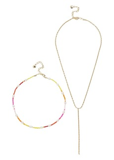 BAUBLEBAR Dina Necklaces