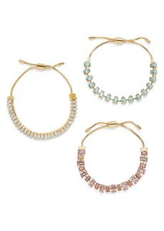 BAUBLEBAR Dominique Bracelets, Set of 3