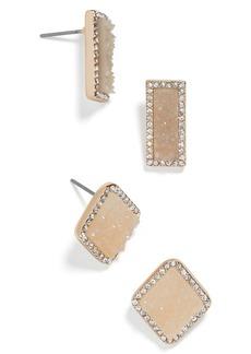 BaubleBar Eloriah Set of 2 Earrings