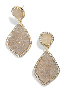 BaubleBar Ember Drop Earrings