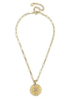 BaubleBar Equinox Pendant Necklace