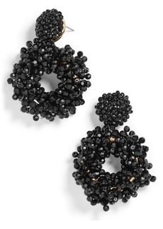 BaubleBar Eve Beaded Drop Earrings
