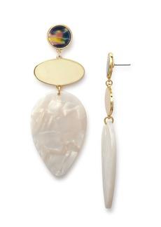 BAUBLEBAR Fareena Iridescent Drop Earrings