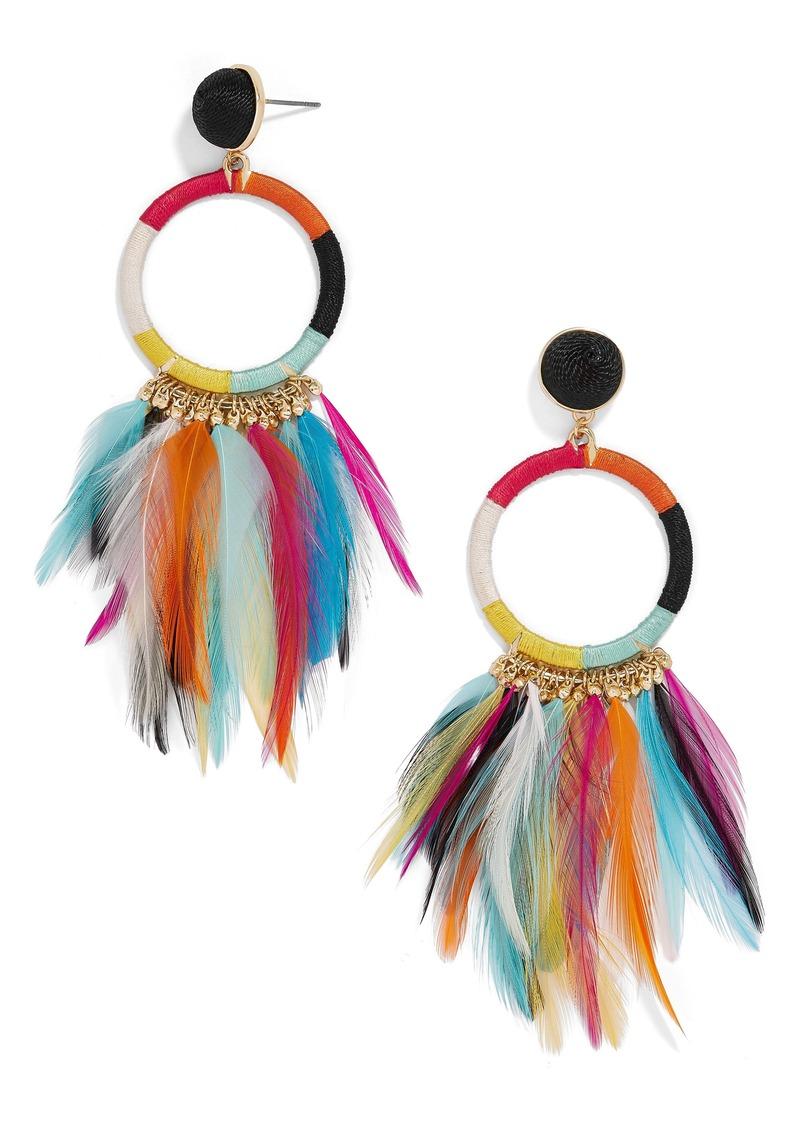 Baublebar Dreamweaver Shoulder Duster Earrings