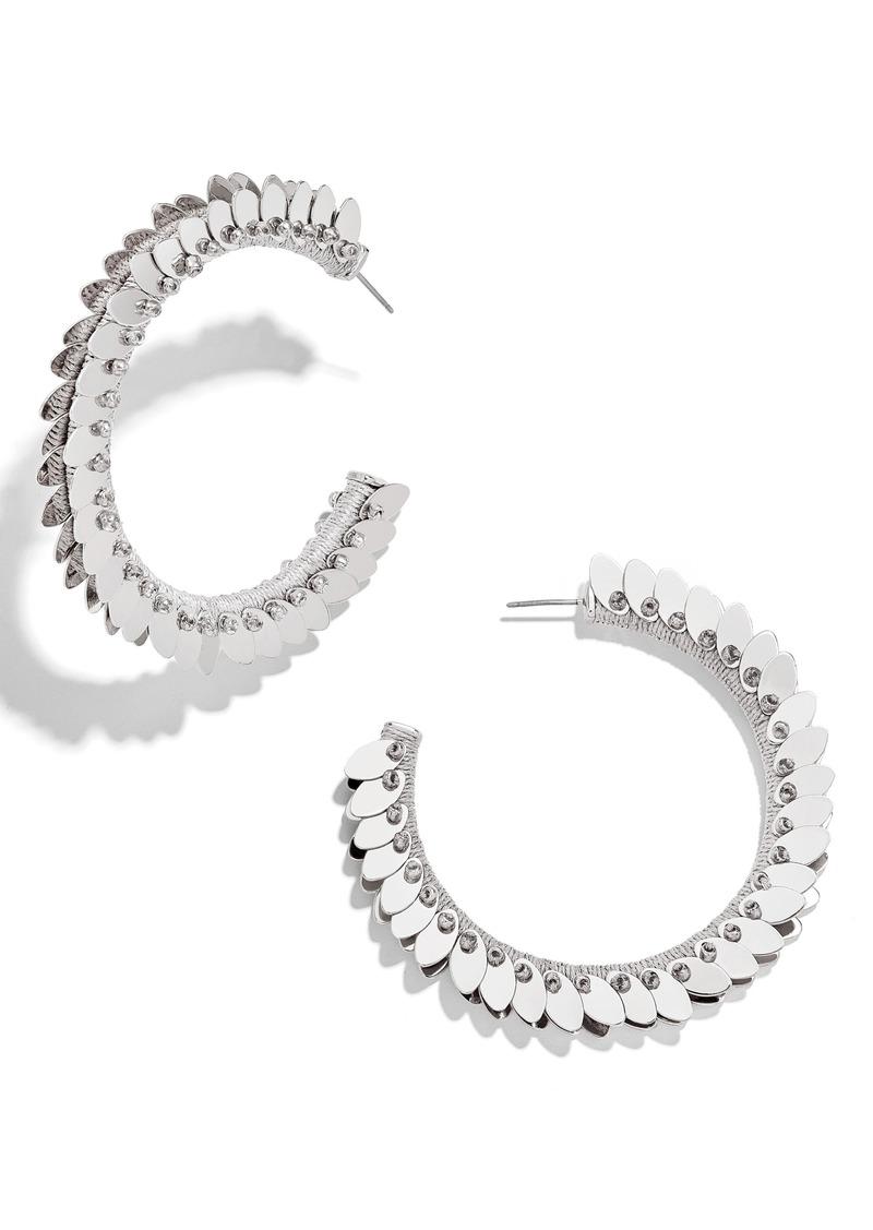 Fiona Hoop Earrings