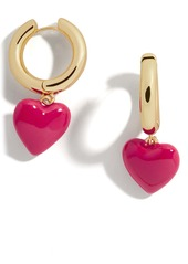BaubleBar Fiona Huggie Hoop Earrings