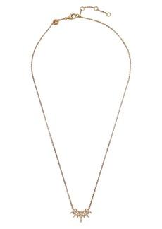 BaubleBar Forra Vermeil Pendant Necklace