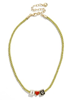 BaubleBar Harmony Necklace