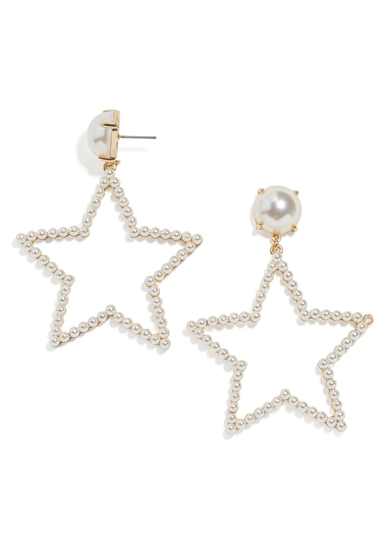 BaubleBar Grace Drop Earrings