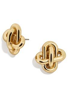 BaubleBar Starboard Button Stud Earrings