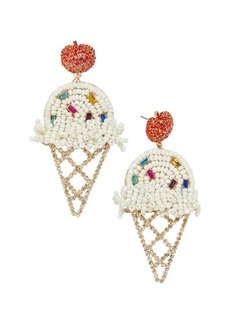 BAUBLEBAR Jolie Beaded Ice Cream Cone Drop Earrings
