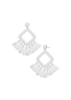 BAUBLEBAR Laniyah Fringe Drop Earrings