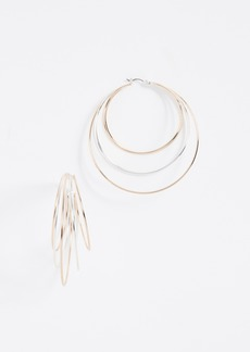 BaubleBar Rielle Hoop Earrings