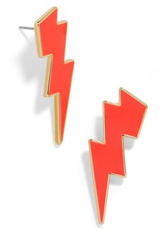 BaubleBar Lightning Bolt Earrings