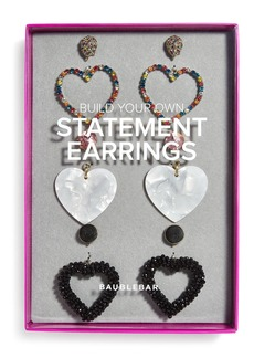 BAUBLEBAR Love at First Sight Earrings Gift Set, Set of 3