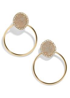 BaubleBar BaubleBar Maeva Heart Pendant Necklace | Jewelry