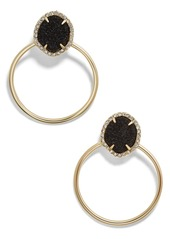 BaubleBar Lutana Hoop Earrings