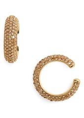 BaubleBar Lydia Set of 2 Ear Cuffs