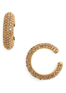 BaubleBar Lydia Set of 2 Ear Cuffs