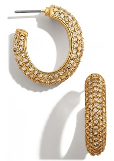 BaubleBar Marciella Hoop Earrings