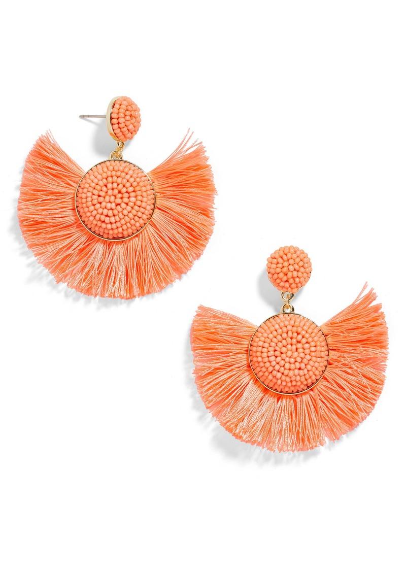 BaubleBar Marinella Beaded Drop Earrings