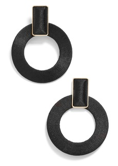 BaubleBar Marisela Hoop Earrings
