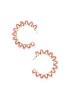 BAUBLEBAR Mariza Hoop Earrings