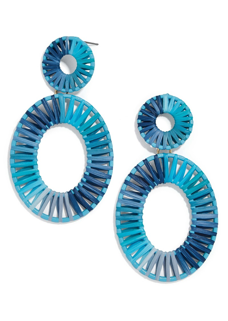 BaubleBar Mini Kiera Drop Earrings