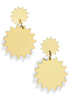 BaubleBar Nova Drop Earrings