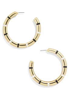 BaubleBar Olisa Hoop Earrings