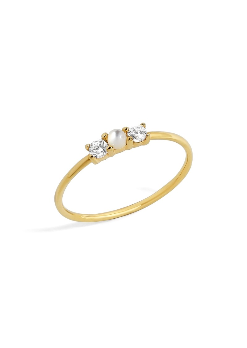 BaubleBar Opalescent Everyday Fine Ring